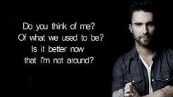 Maroon 5 - Don't Wanna Know (Lyrics) ft. Kendrick Lamar