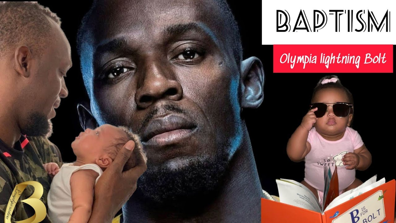 Usain Bolt shares first photo of newborn twin sons, Thunder and ...