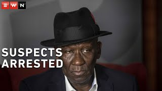 Police Minister Bheki Cele said that five suspects had been arrested in connection with the 2014 killing of Bafana Bafana and Orlando Pirates captain Senzo Meyiwa.