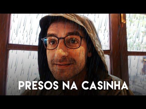 SÓ CHOVE EM PORTUGAL | BATE PAPO NO MOTORHOME |  VIAGEM | Romulo e Mirella | T4. Ep.66