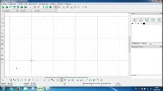 LibreCAD 4 Урок Позиционирование на листе