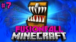 Fleischfressende MONSTERKISTEN?! - Minecraft Fusionfall #007 [Deutsch/HD]