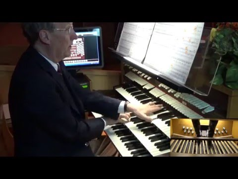 """Toccata on """"Amazing Grace"""" by J. Christopher Pardini"""