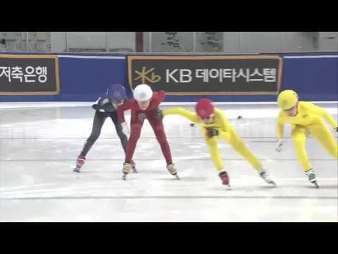 2015 제31회 빙상연맹회장배 쇼트트랙 남초 5-6학년 1000m 결승전