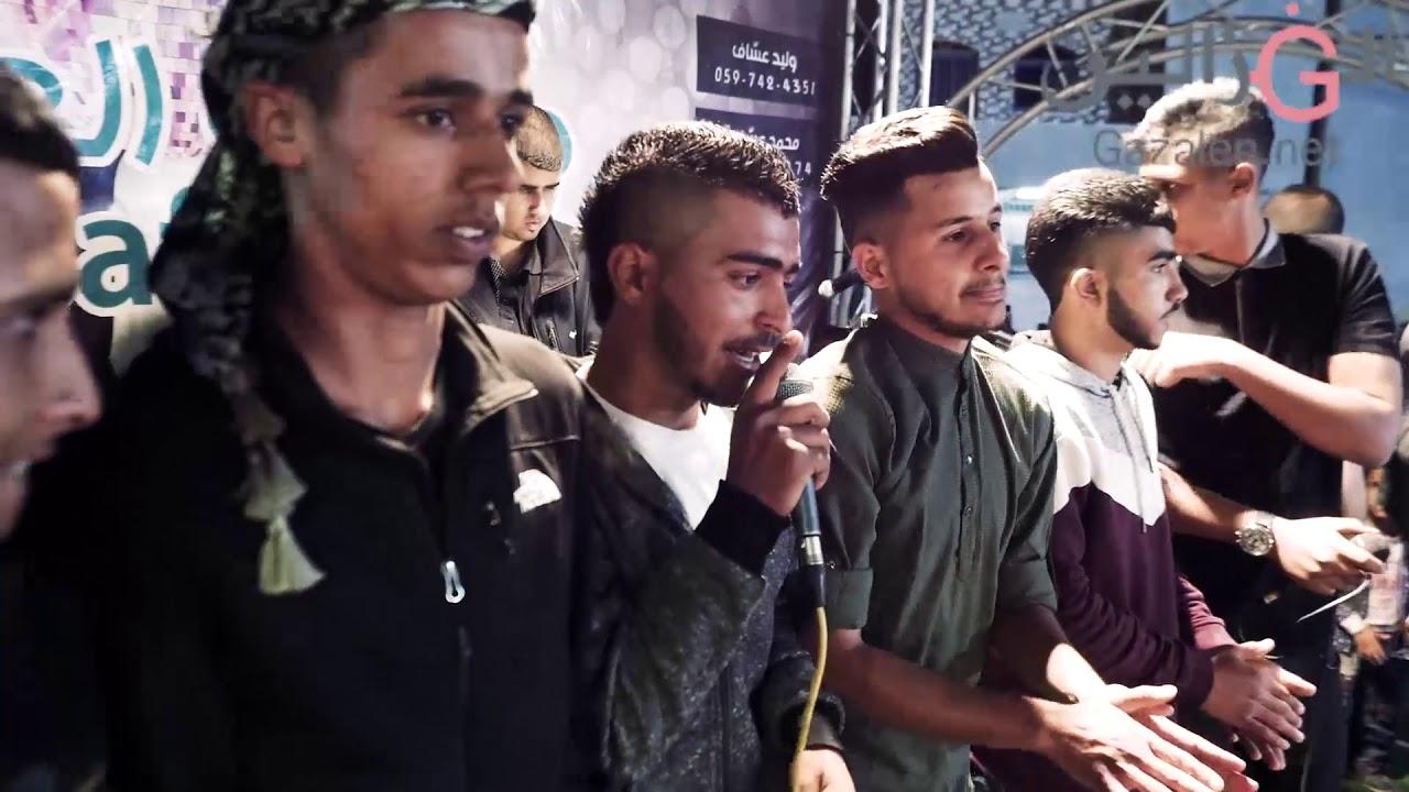 دحيه 2018 افراح ازبيدات محمد ابو صقر واباهيم العطاونه