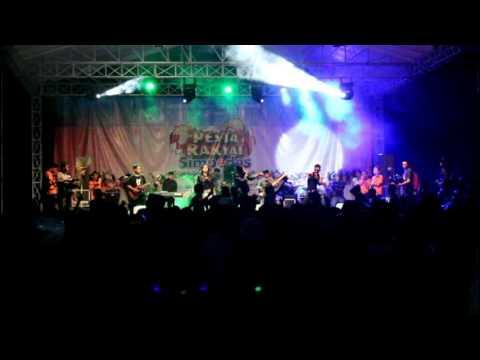 BLACKCURRANT Band Jogja - JANGAN PARKIR (GAC COVER)