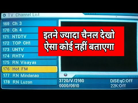 DD Free dish DTH Latest Technical Update ⏭ 2018 New Tv Channel