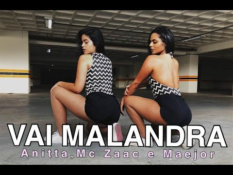 Vai Malandra - Anitta, Mc Zaac, Maejor ft. Tropkillaz & DJ Yuri Martins -Coreografia Move Yourself