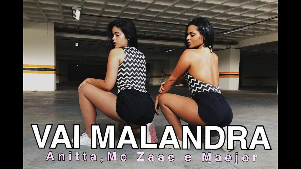 Vai Malandra - Anitta, Mc Zaac, Maejor ft. Tropkillaz & DJ Yuri Martins -  Coreografia Move Your