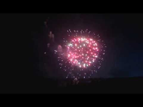Canada Day Fireworks @ Prince George BC.