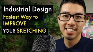 How to Sketch Like an Industrial Designer