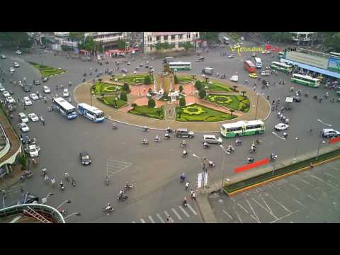Ben Thanh Roundabout.mp4