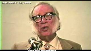 Isaac Asimov How People Can Save The Earth for Humans