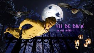 Ночные Заборы в костюме с Алексеем Щербаковым Опасности - летучие мыши, сычи, ядовитый орёл и...
