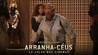 """Arranha-Céus"" - Spot Salvamento (Universal Pictures Portugal)   HD"