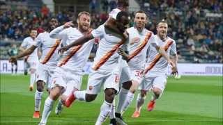 Video Gol Pertandingan Sassuolo vs AS Roma