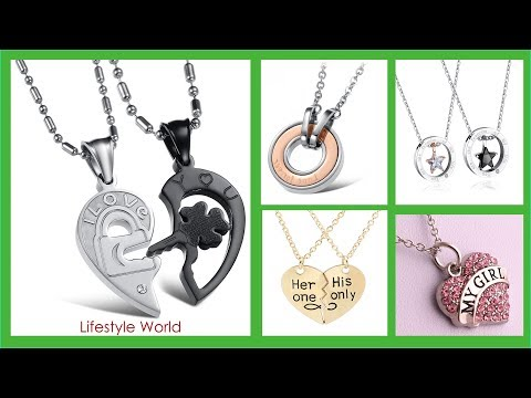 Cute and Beautiful Necklaces for Girlfriend 2018