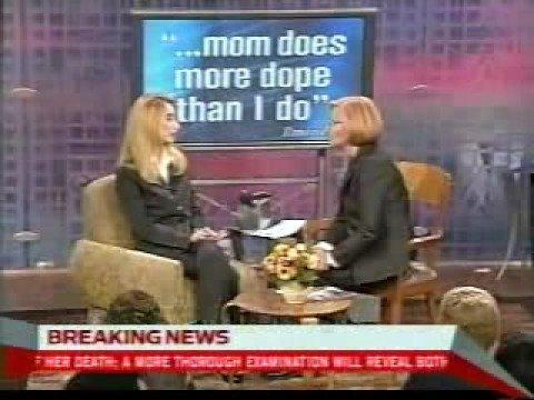 Emenim  Marshall Mathers Mom Debbie Mathers