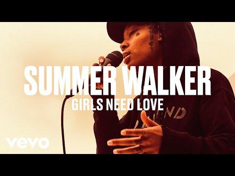 "Summer Walker - ""Girls Need Love"" (Live) | Vevo DSCVR Mp3"