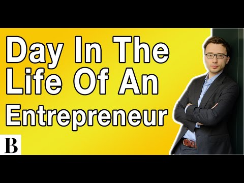 Day In The Life Of An Entrepreneur: Episode 5: Barcelona