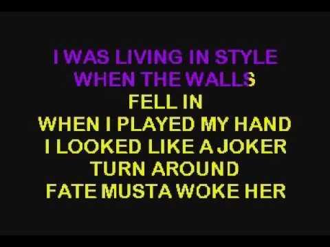 Santana - Winning ( Karaokê version )