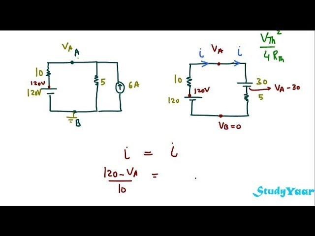 Importance of maximum power transfer theorem