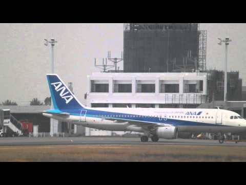 All Nippon Airways jet 3