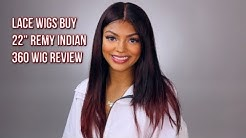 Lace Wigs Buy 100% Remy Indian Hair Review