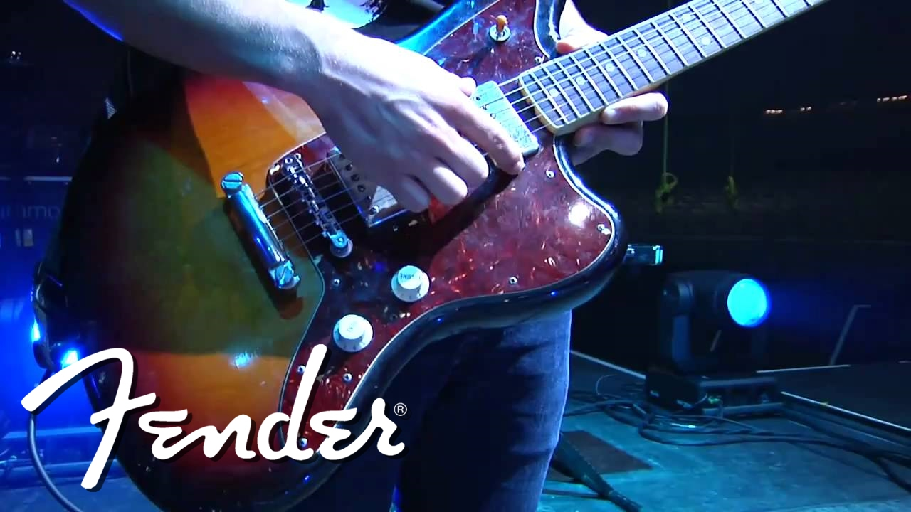 9 Artists Who Have Reshaped the Fender Jazzmaster