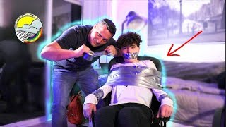 DUCT TAPED TO CHAIR w Billy Leblanc | Christian Lalama