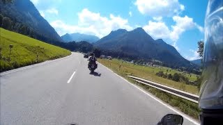 Rock the Alps | Daelim Roadwin R | MacRider 125