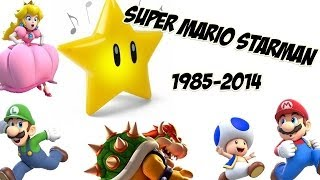 Super Mario Starman (1985-2014) - HQ