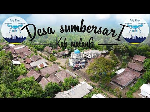 Drone View Sumbersari Salah Satu Desa Di Kota Malang Yang Mempunyai Keindahan Terselubung Youtube