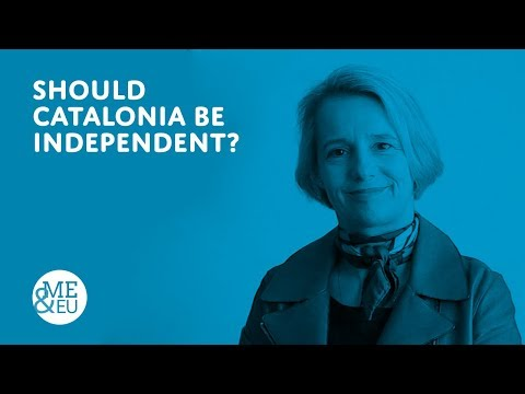 Helga Stevens on Catalonia's independence