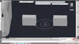 Autocad 3d Drawing 7