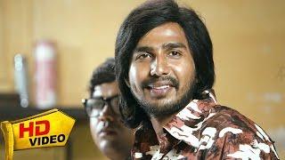 Mundasupatti | Tamil Movie | Scenes | Clips | Comedy | Songs | Vishnu at Nandita's house