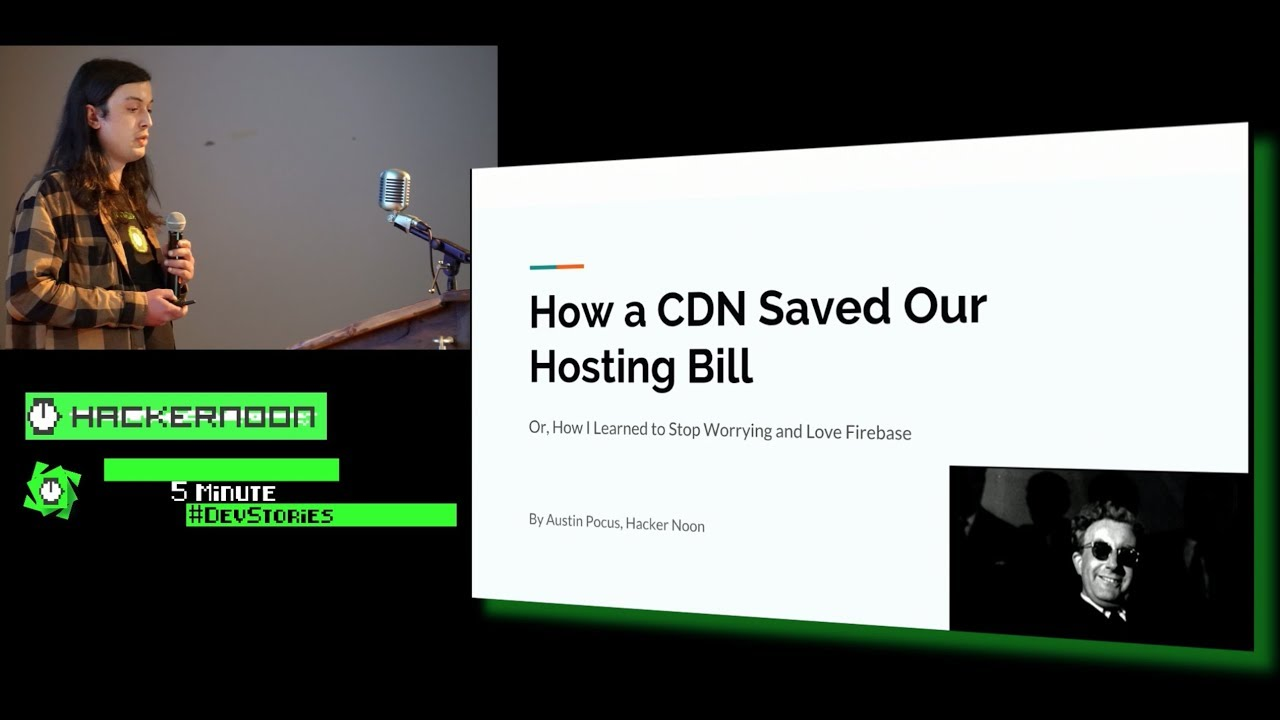 Lightning Talks at Github HQ: How a CDN Saved Our Hosting Bill - By