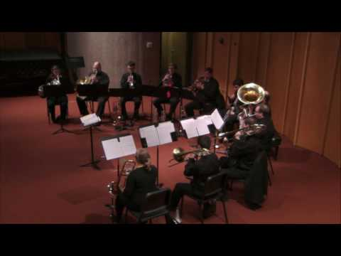 Chicago Metropolitan Brass Ensemble - Julius Fucik arr. W. Brad Hecker - Florentiner Marsch