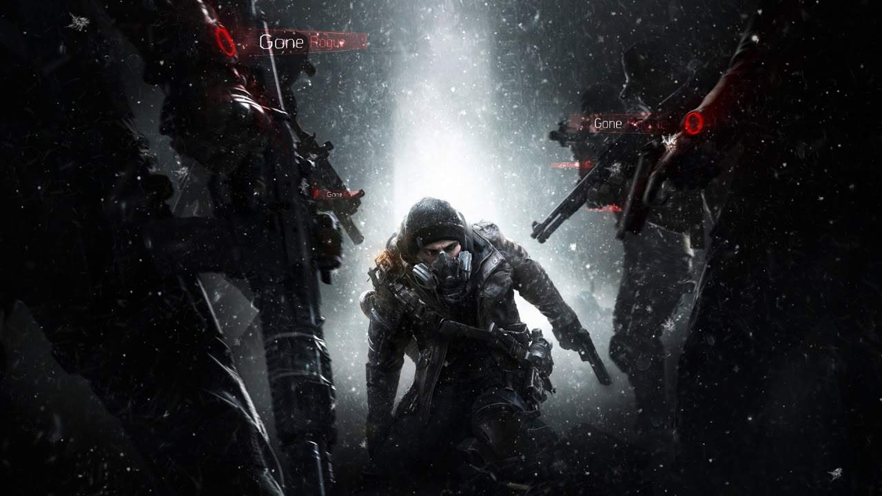 Wallpaper Engine The Division Preview 1 Youtube