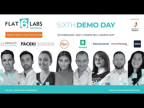 Flat6Labs Bahrain 6th Demo Day
