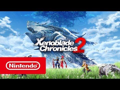 Xenoblade Chronicles 2 - Bande-annonce de lancement (Nintendo Switch)