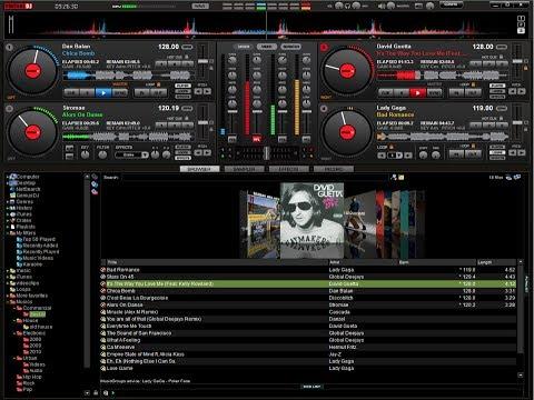 virtual dj mac download