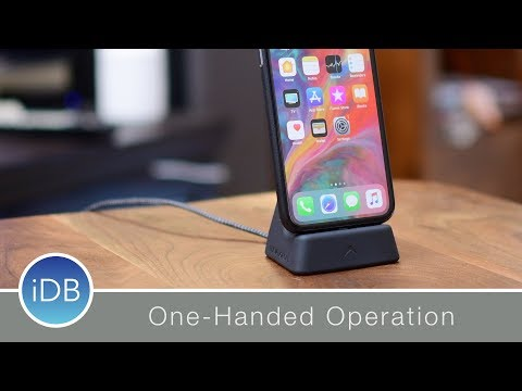 ElevationDock 4 for iPhone Works One-Handed: Review