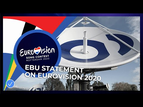 EBU statement on Eurovision Song Contest 2020