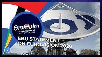 Eurovision 2020 in Rotterdam is cancelled
