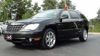 MVS - 2008 Chrysler Pacifica Touring AWD
