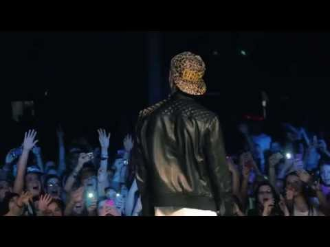 T. Mills - Vans On - Live Music Video HD