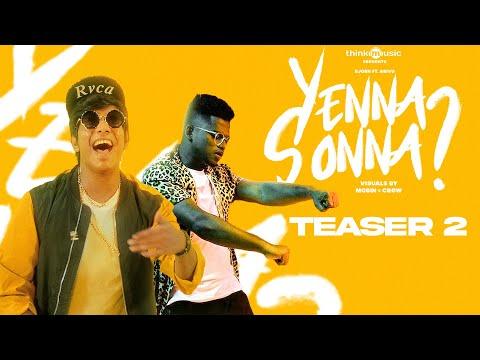 Bjorn Surrao Ft. Arivu - Yenna Sonna (CSK Anthem) Teaser 2