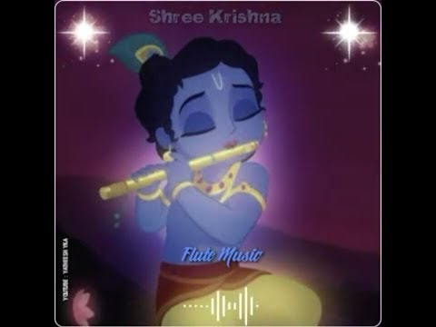 Lord Krishna Flute music | Relaxing Music Your Mind | Best Flute music |  Krishna Flute Music Status