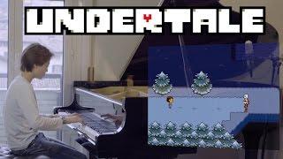 Undertale OST - Bonetrousle/Nyeh Heh Heh! (Piano Cover)